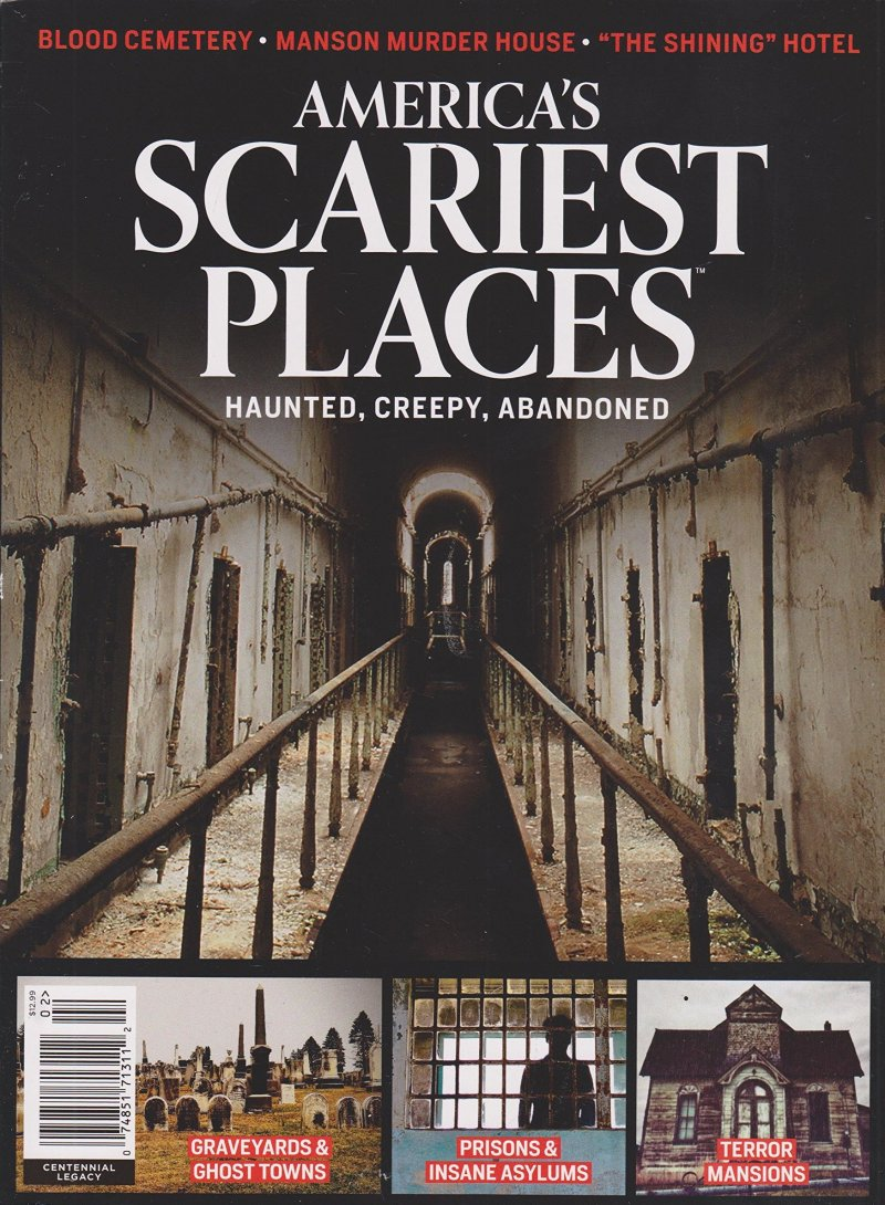 America's Scariest Places