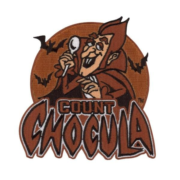 Count Chocula patch in package