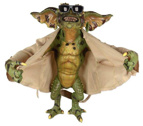 Flasher Gremlin stunt puppet