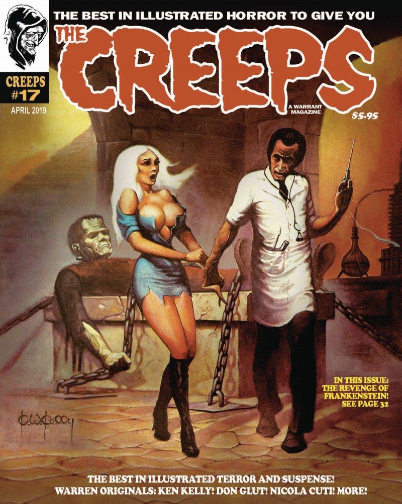 The Creeps #17