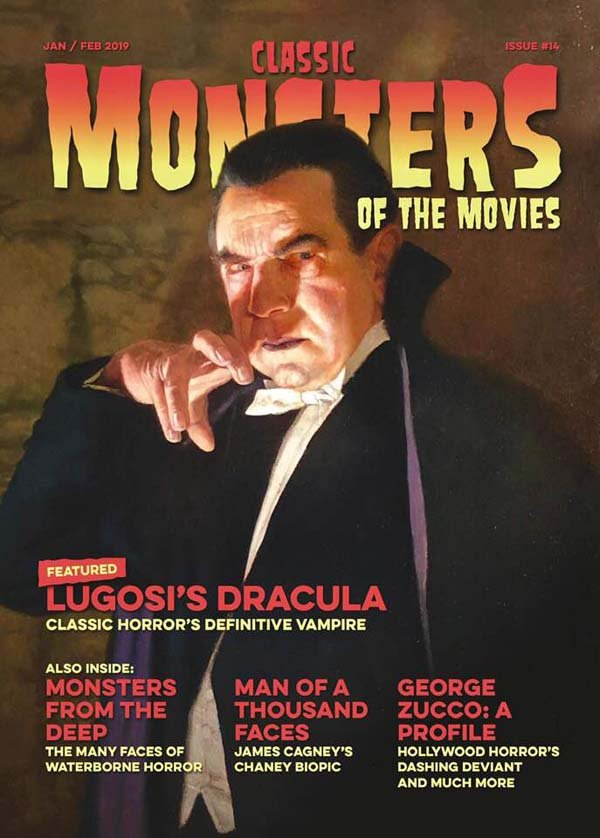Classic Monsters #14