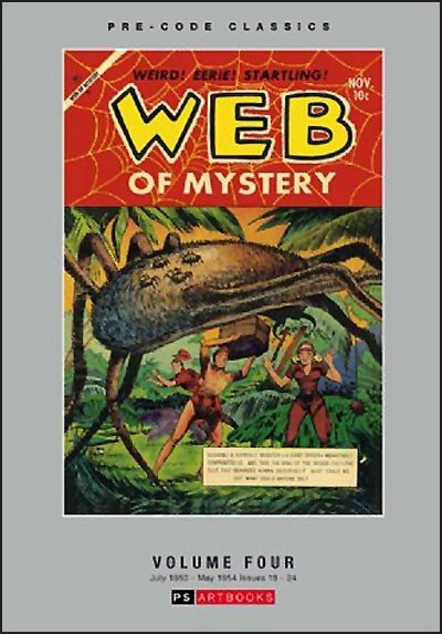 Web of Mystery Volume 4