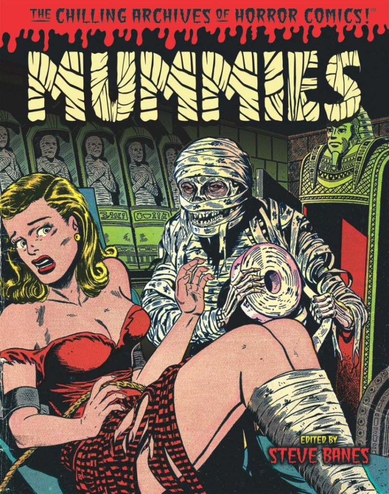 Mummies! Classic Monsters book