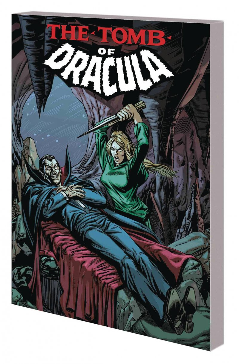 Tomb of Dracula Collection V2