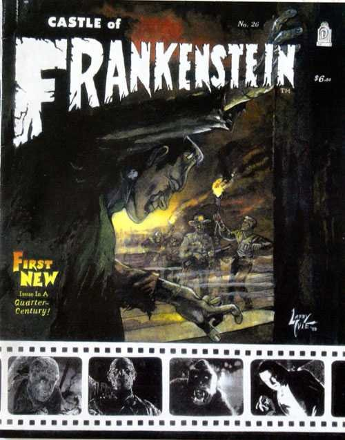 Castle of Frankenstein #26