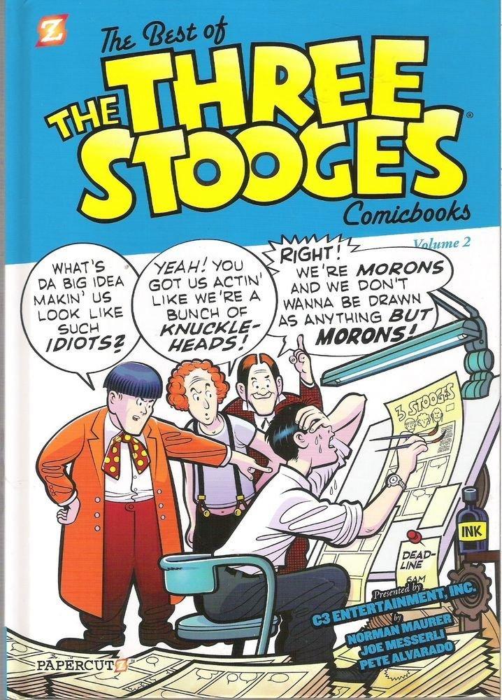 Best of Three Stooges Volume 2
