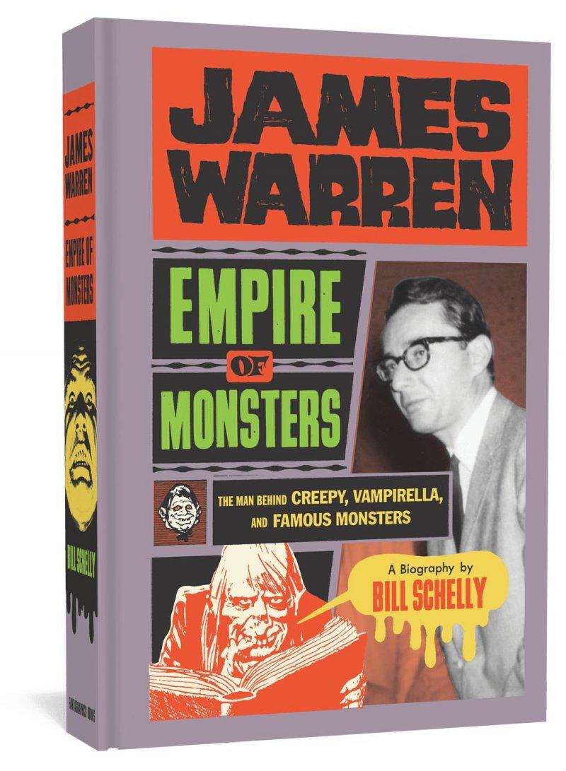 James Warren book