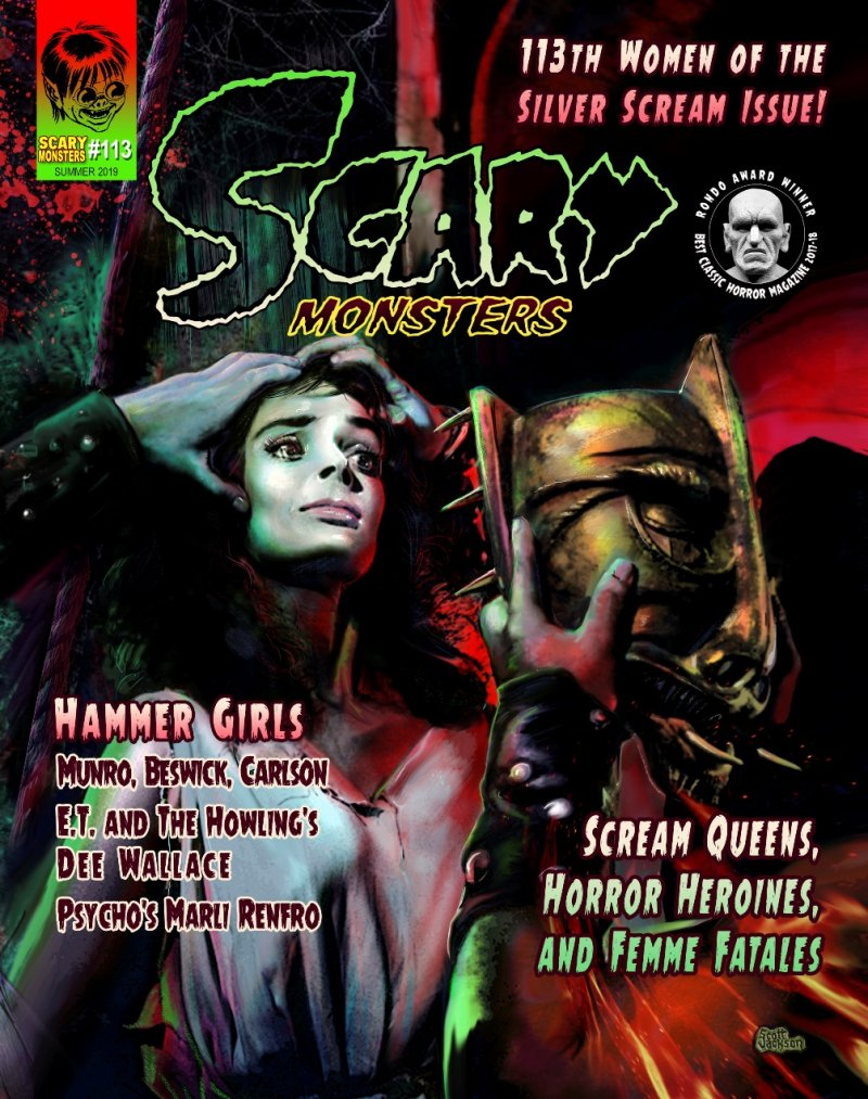 Scary Monsters #113 E-Version