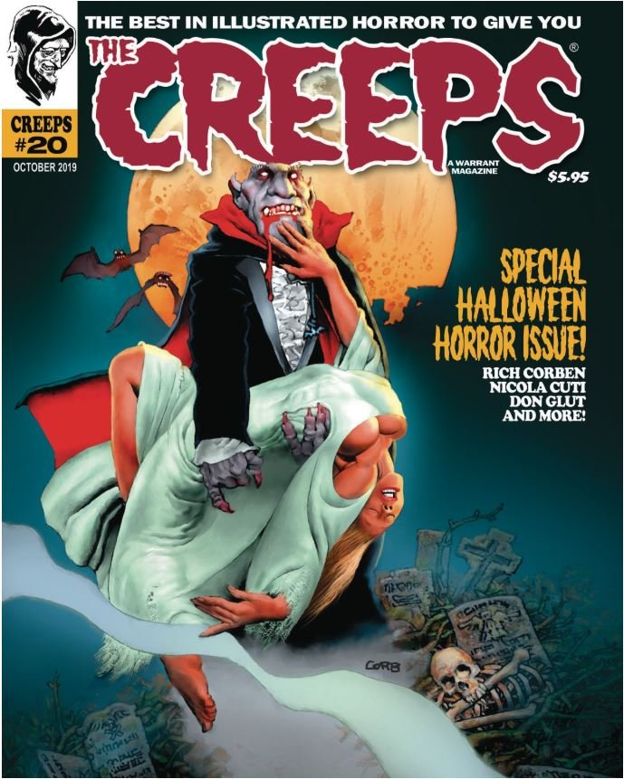 The Creeps #20