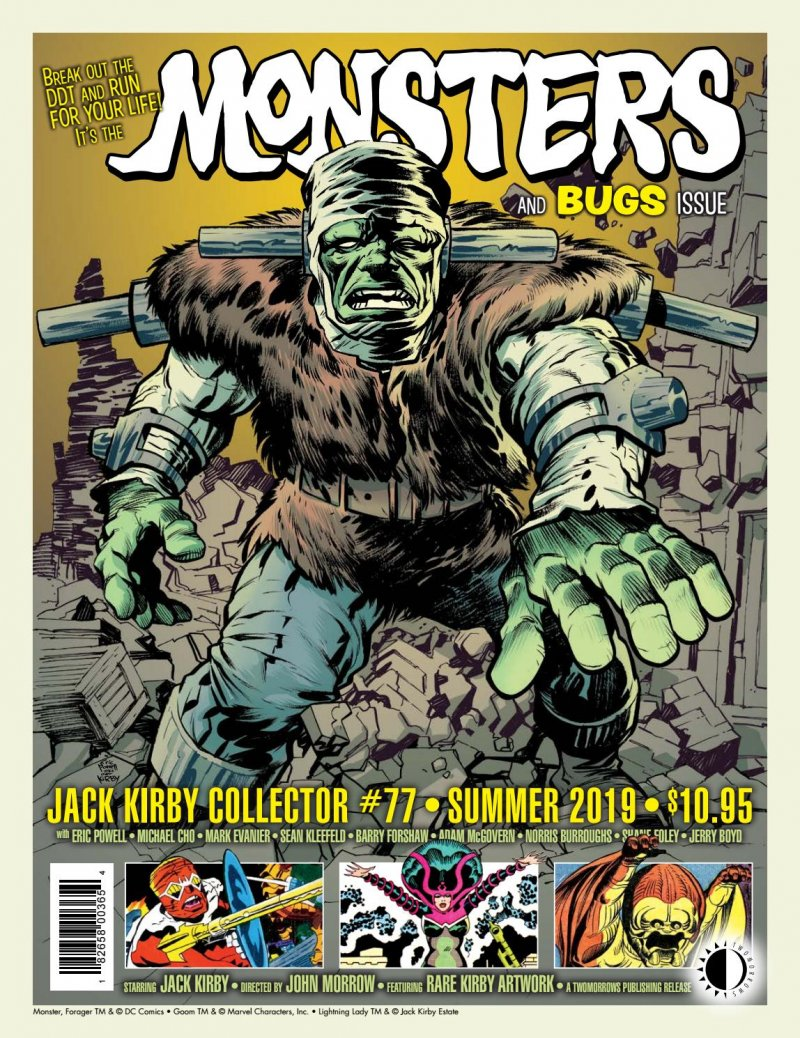 Monsters and Bugs Issue #77