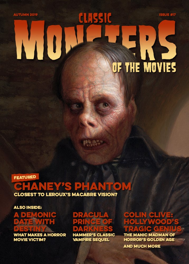 Classic Monsters #17