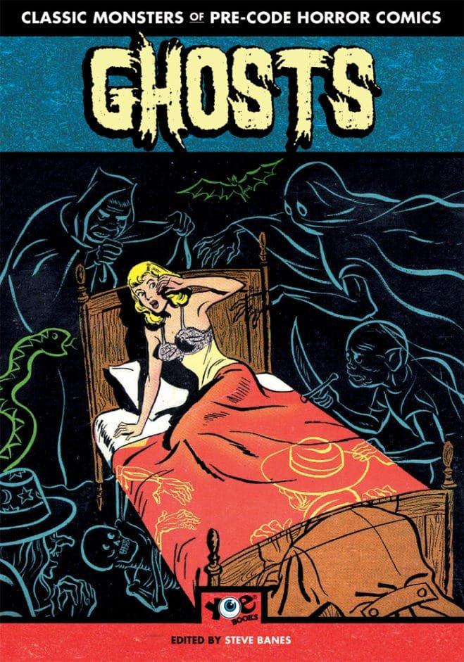 Ghosts Pre-Code Horror Book