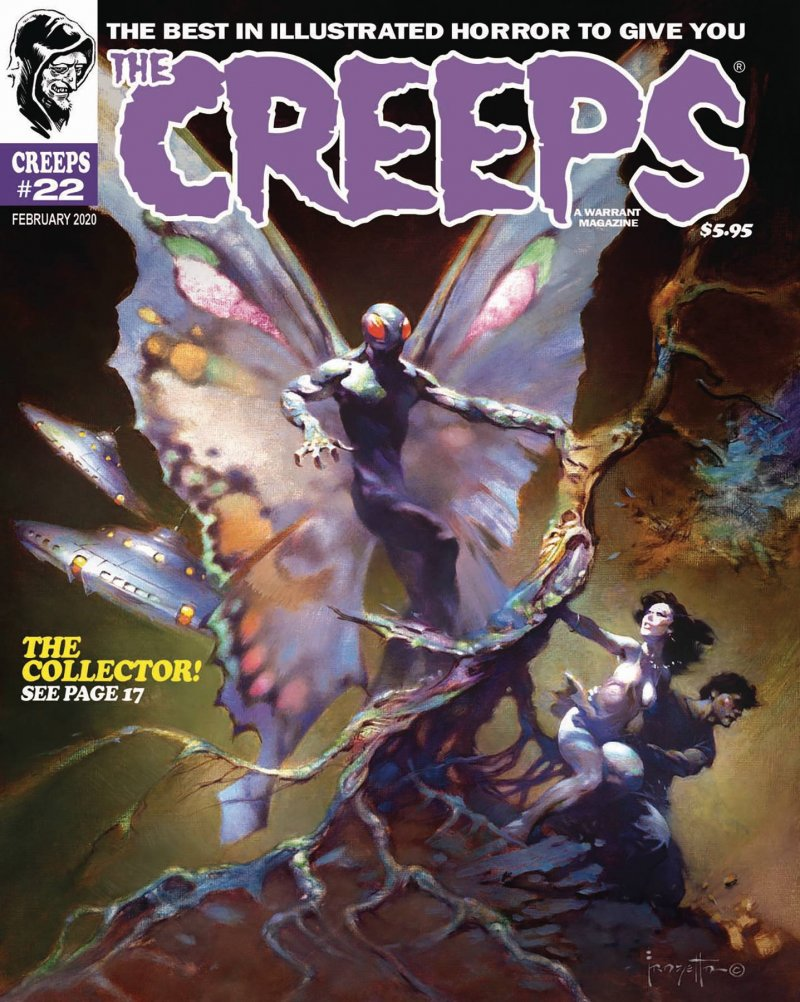 The Creeps #22