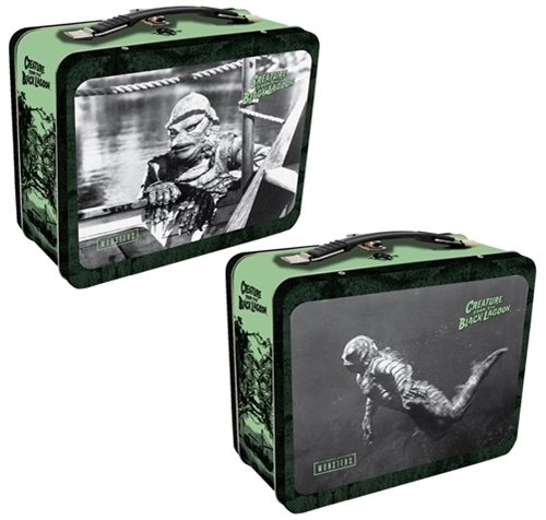 Creature Tin Tote Lunchbox