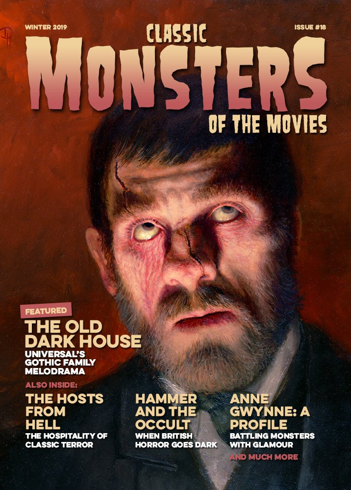 Classic Monsters #18