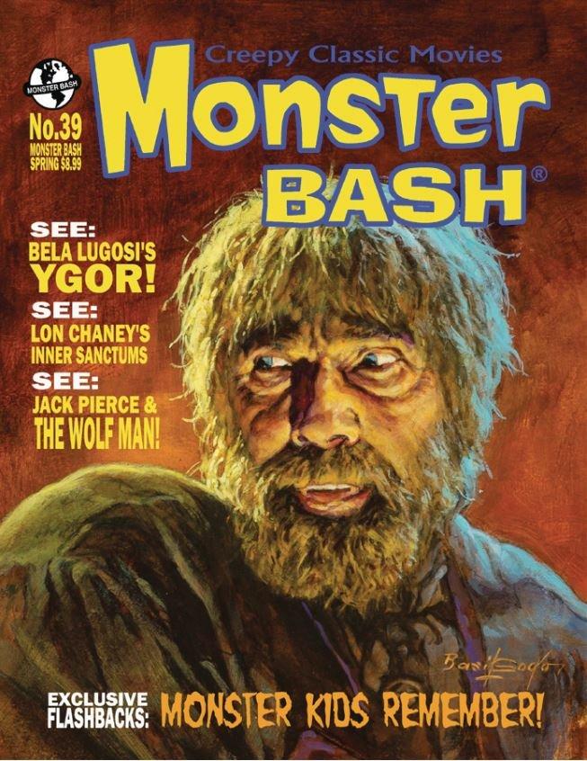 Monster Bash #39 Spring Issue