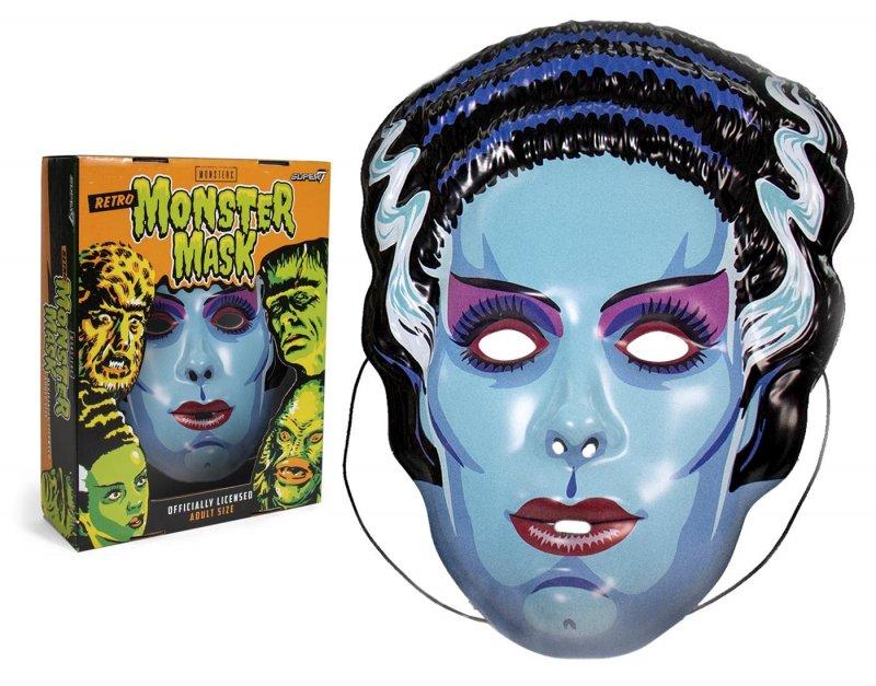 Bride of Frankenstein mask