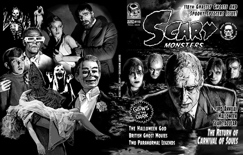 Scary Monsters #118 Digital