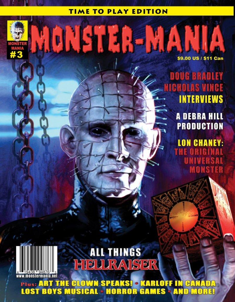 Monster-Mania #3