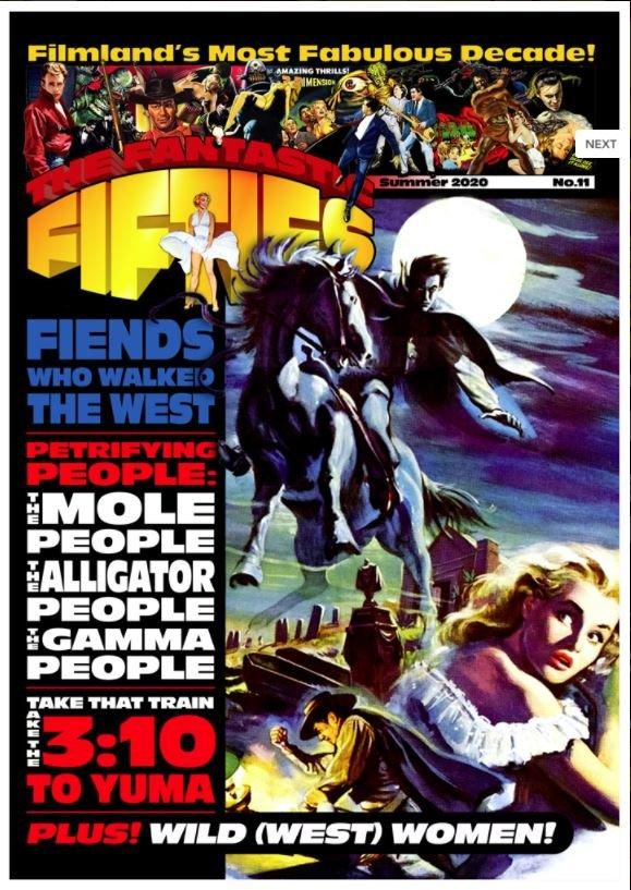 Fantastic Fifties #11