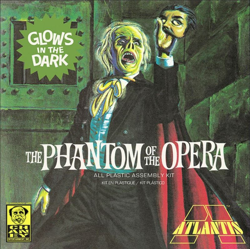 Phantom of the Opera glow kit