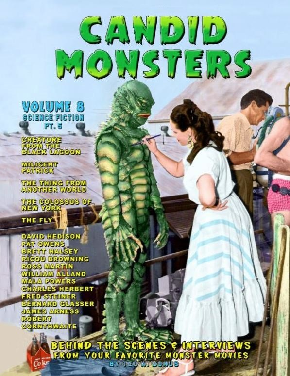 Candid Monsters Volume 8