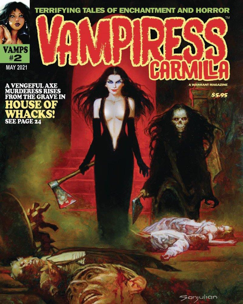 Vampiress Carmilla #2