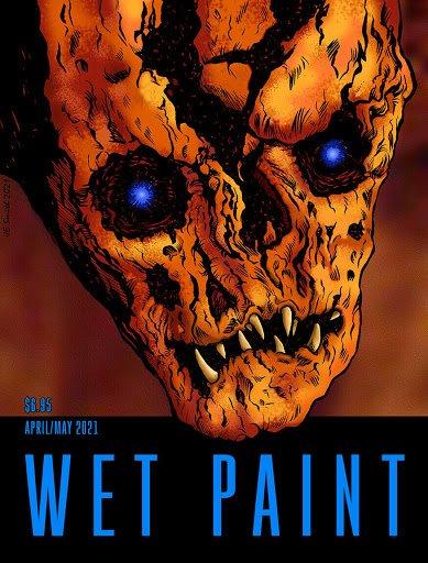 Wet Paint April/May 2021
