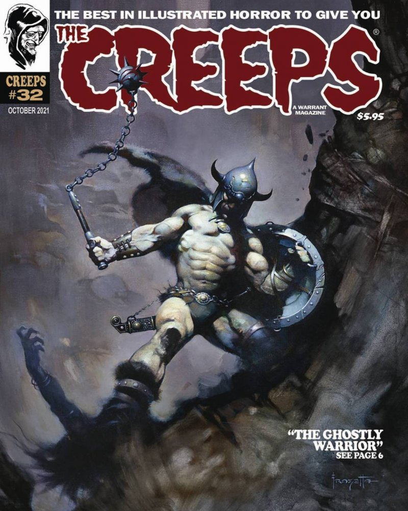 The Creeps #32