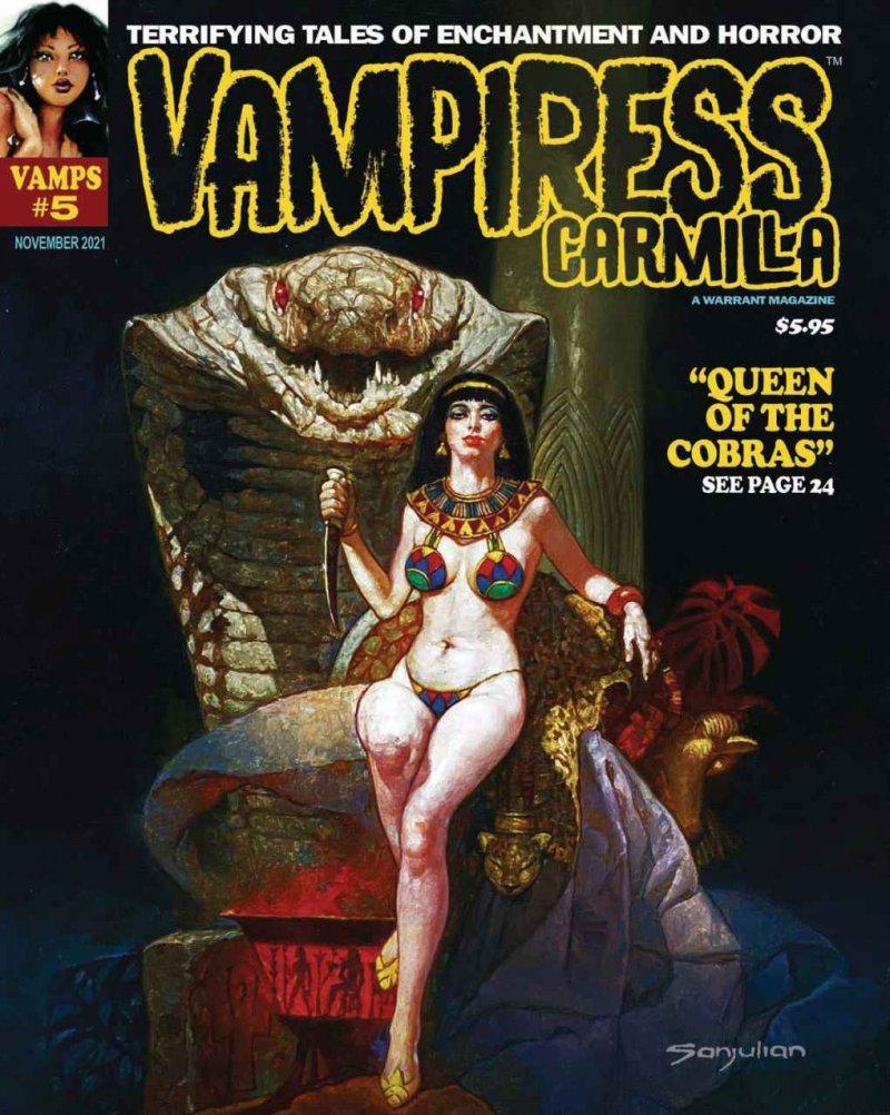 Vampiress Carmilla #5