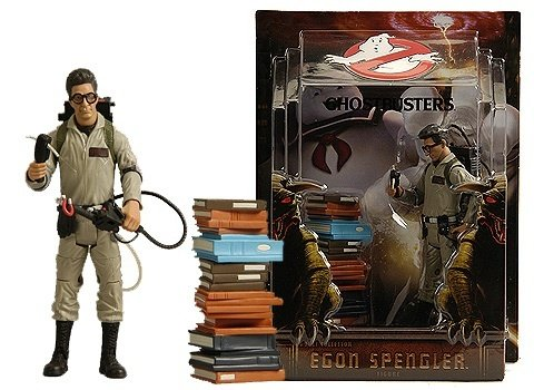 "Mattel Ghostbusters Egon Spengler 6/"" Action Figure"