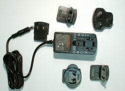 Thumbnail of Power supply for EYE and LB series (104751), Power Cord, Adapters