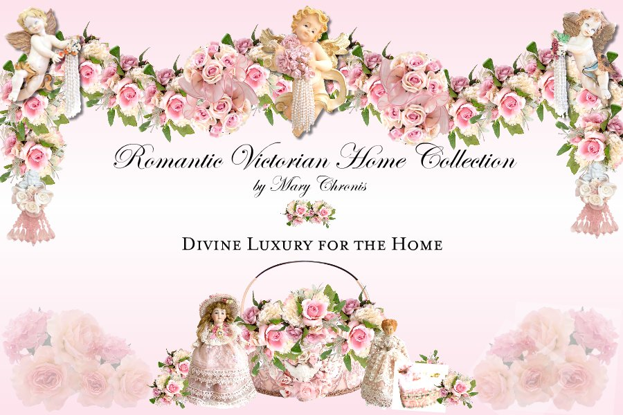 Romantic Vintage Style Decor