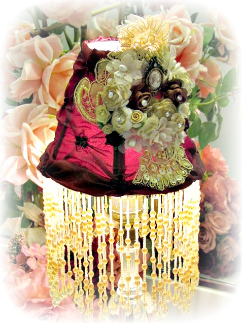 Image 4 of Regency Elegance Small Lamp Shade