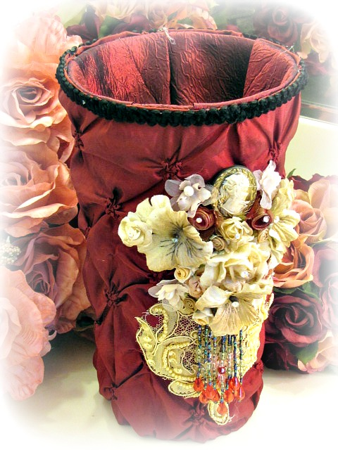 Image 1 of Regency Elegance Flower Vase