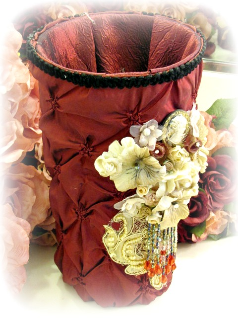 Image 2 of Regency Elegance Flower Vase