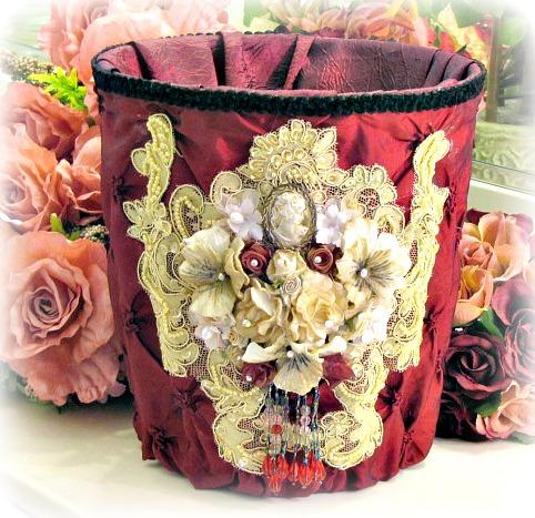 Image 0 of Regency Elegance Magazine Basket