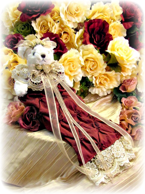 Image 0 of Regency Elegance Teddy Bear