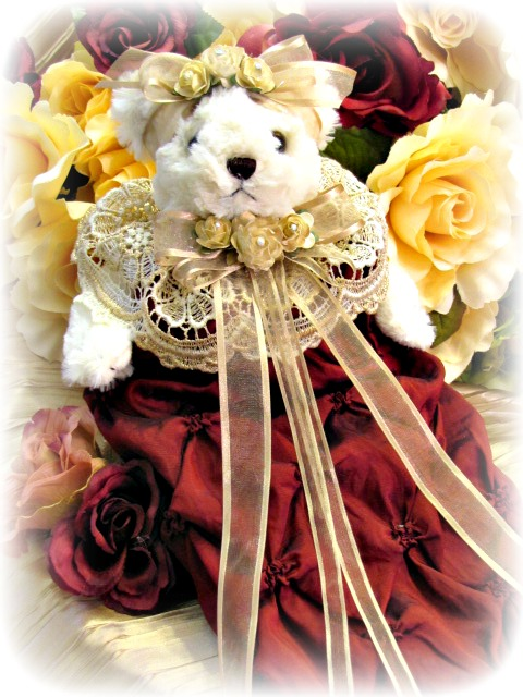 Image 1 of Regency Elegance Teddy Bear