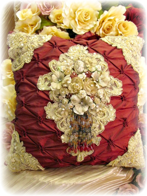 Image 0 of Regency Collection Square Pillow