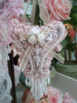 Image 1 of Roses and Pearls Sachets