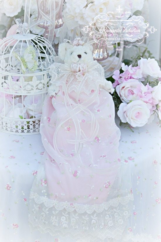 Everyday Romance Pink Bear
