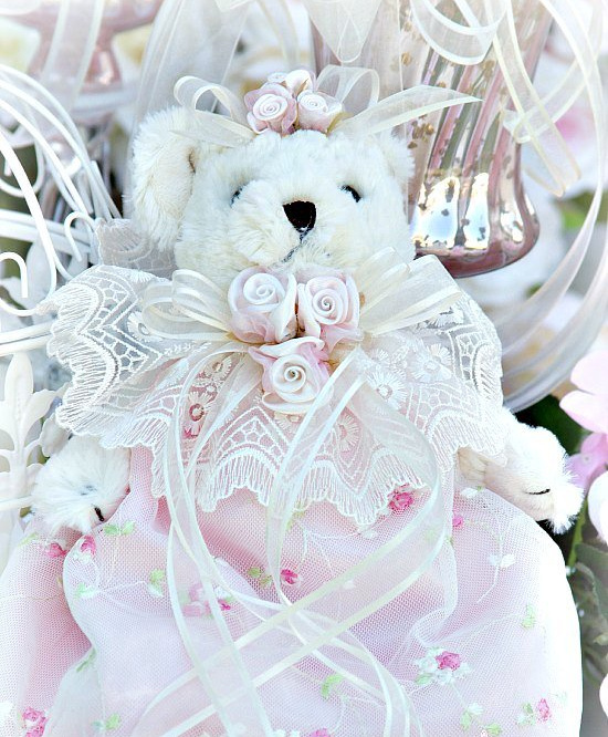 Image 1 of Everyday Romance Pink Bear