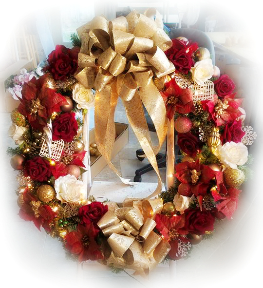 Image 0 of Rose Wreath