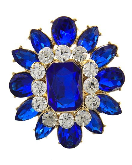Image 0 of Sapphire Stretch Ring