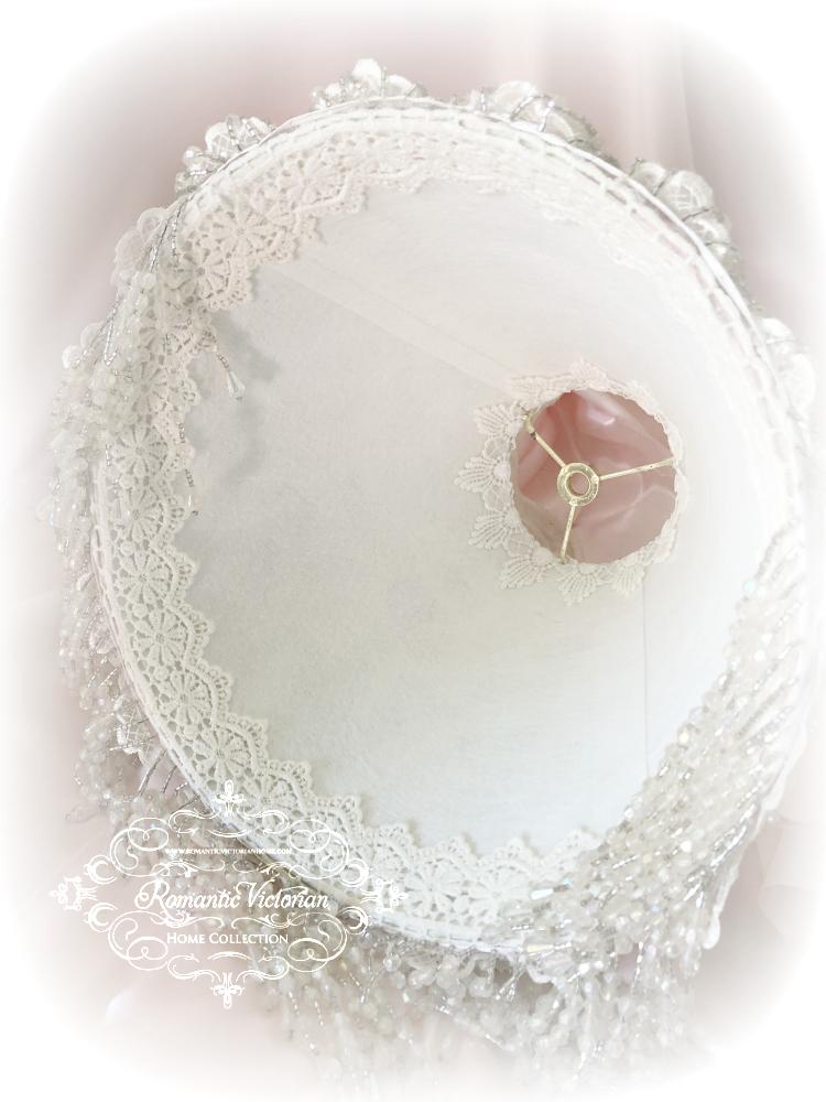 Image 5 of Climbing Roses Cherub Lamp Shade