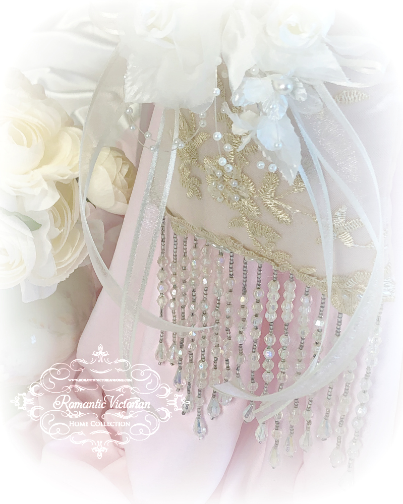 Image 3 of Rose Gold Victorian Sachet