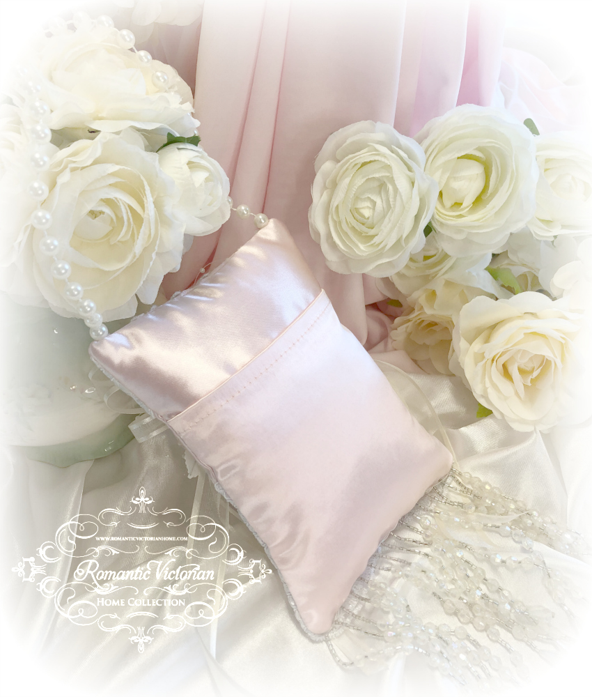 Image 4 of Ivory Pink Victorian Sachet