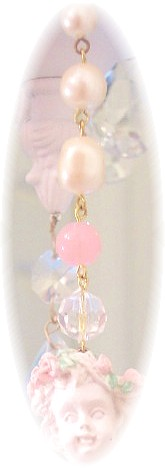 Image 3 of Large Cherub Chandelier Charms