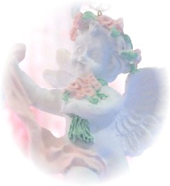 Image 4 of Large Cherub Chandelier Charms